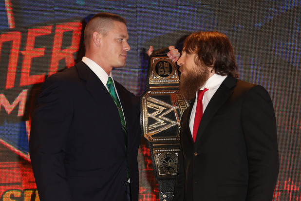 John Cena Deserves Credit for Putting Daniel Bryan over