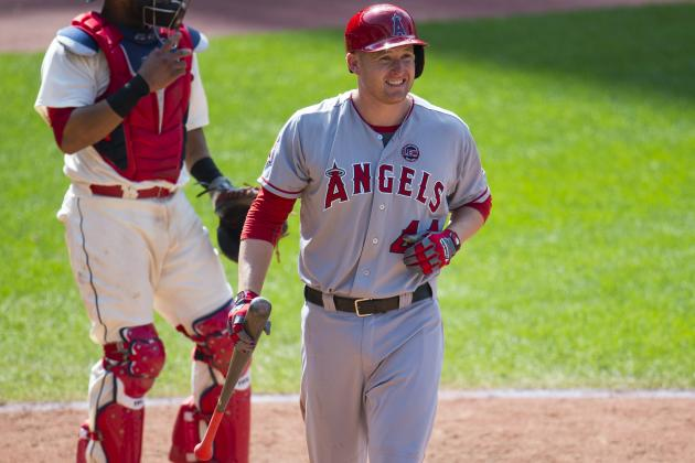 What Should the Angels Do with Mark Trumbo?