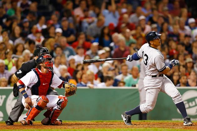 How the Red Sox Nation Turned A-Rod into a Sympathetic Figure