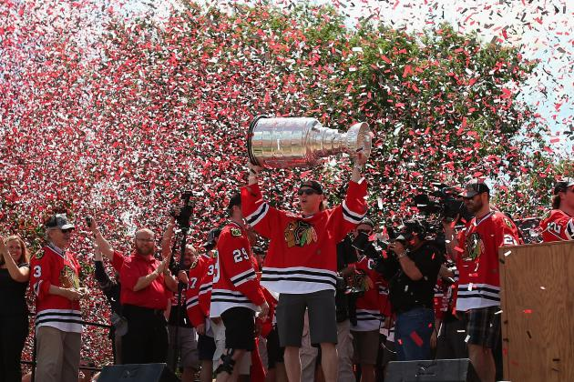 Chicago Blackhawks 2013 Stanley Cup Champions Official Video Available Today