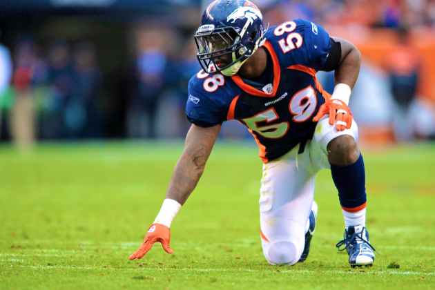 Sources: NFL Wants 6- to 8-Game Suspension for Denver Broncos' Von Miller