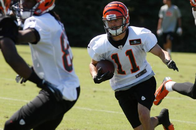 Can Dane Sanzenbacher Take the Place of Injured Slot Receiver Andrew Hawkins?