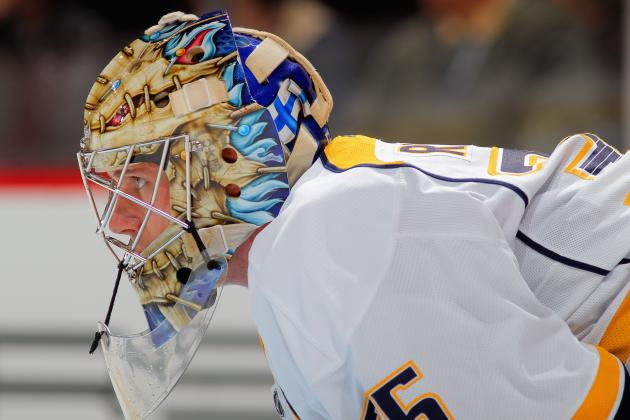 Preds Hope for More from Rinne in 2013-14