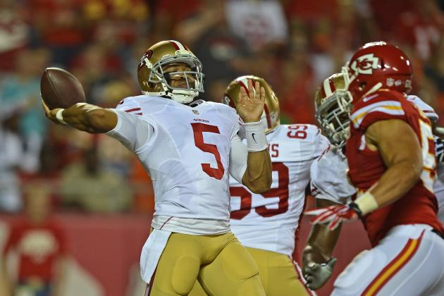 San Francisco 49ers: Where B.J. Daniels Stands Following Week 2 of Training Camp