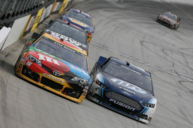 Fantasy NASCAR Picks for Sprint Cup Series at Bristol