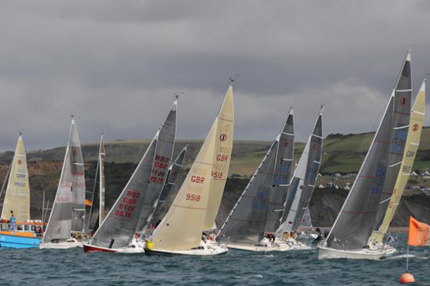 Impala 28 National Championships at the Weymouth Keelboat Regatta
