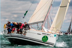 BKA Sailors Overcome Rolex Fastnet Test