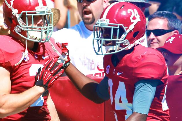Geno Smith Arrest Could Derail Alabama's Title Hopes