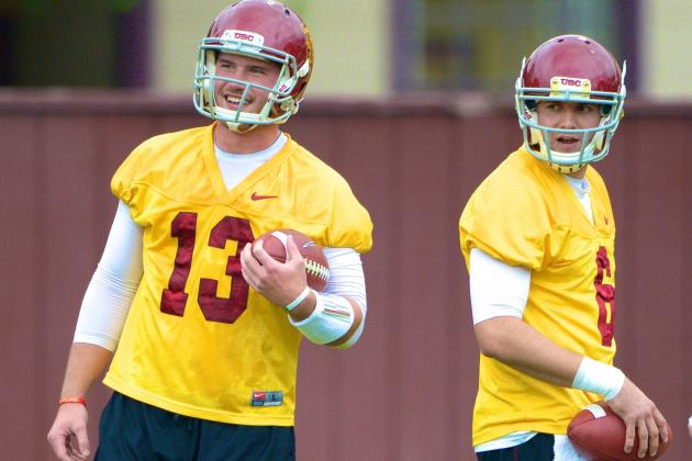 USC Football: Why Cody Kessler Needs to Start at QB over Max Wittek