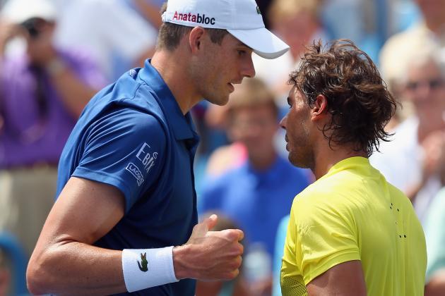Nadal Handles Isner to Claim Cincinnati Title