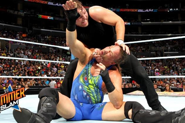 WWE SummerSlam 2013 Winners: Victors Who Will Lose at Night of Champions