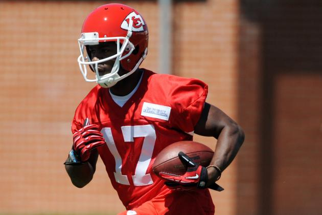 Donnie Avery Replaces Jon Baldwin in Latest KC Chiefs Depth Chart