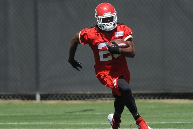 Chiefs' Charles Practices Without Hesitation