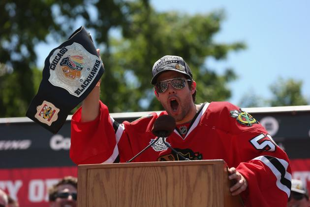 Even After Cup Win, Crawford's Future in Chicago Is Cloudy