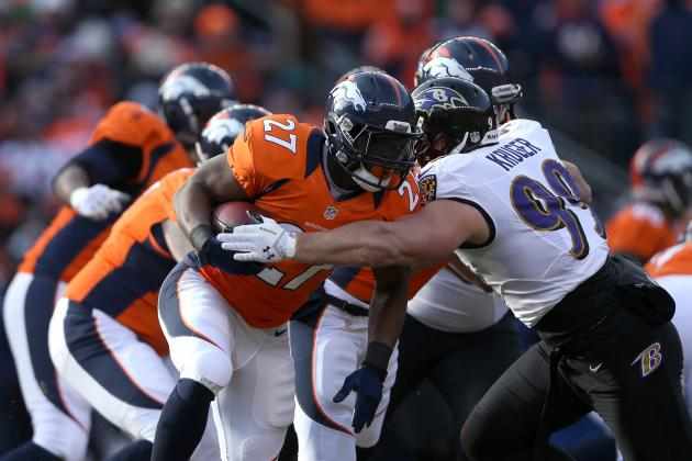 Broncos RB Knowshon Moreno Talks Pass Blocking