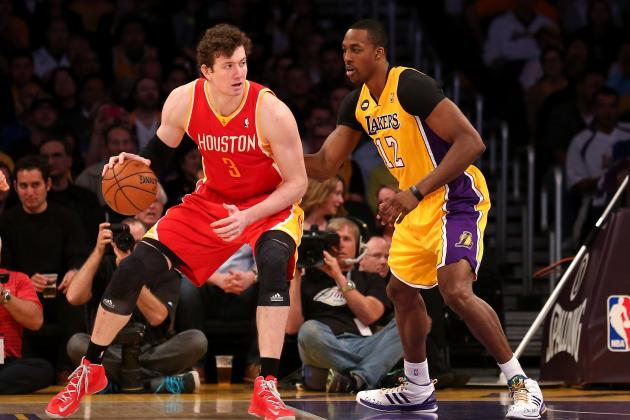 Breaking Down Why Dwight Howard-Omer Asik Tandem Won't Work for Houston Rockets