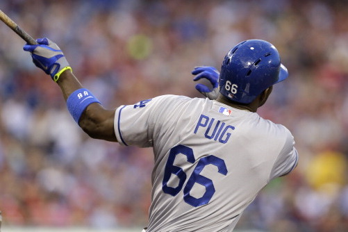Puig Has Choice Words for Press: 'F*** the Media'