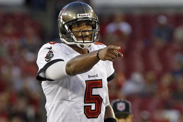 Enough Work for Josh Freeman?