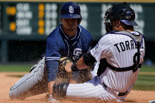 Yorvit Torrealba Likely to Go on Concussion Disabled List