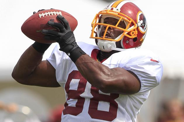 Redskins WR Pierre Garçon Will Make Preseason Debut Tonight vs. Steelers