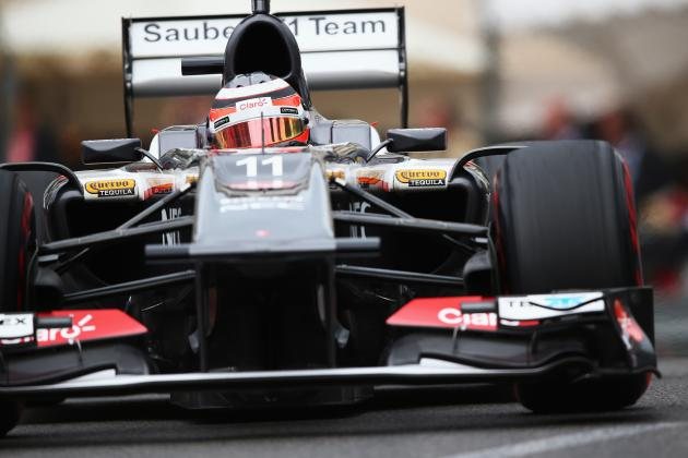 Midseason Report: Grading Sauber's Nico Hulkenberg