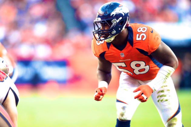 How Would Von Miller's Potential Suspension Affect the Denver Broncos?