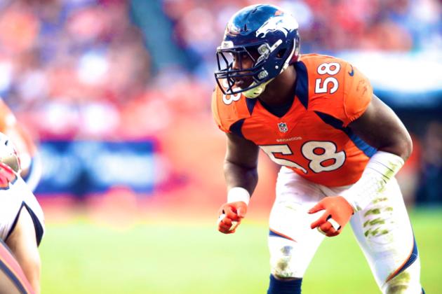 How Would Von Miller's Potential Suspension Affect the Denver Broncos?