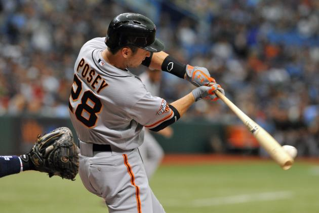 Posey Returns, Torres Playing CF