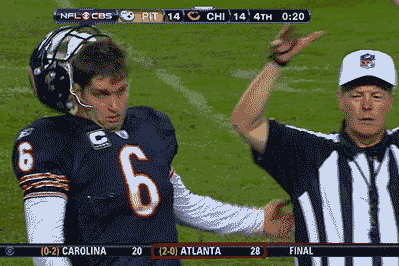 50 Awesome Sports Gifs: Streakers, Bleachers, Balls and Bombs