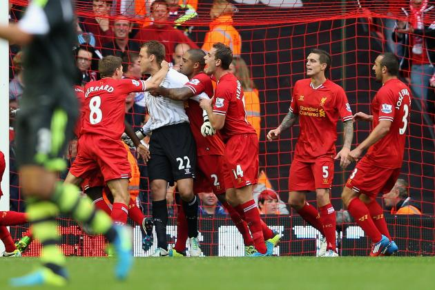Simon Mignolet's Penalty Save Can Be Catalyst for Important Run for Liverpool
