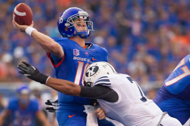 Boise State Football: Highlighting Broncos' Most Difficult Games in 2013