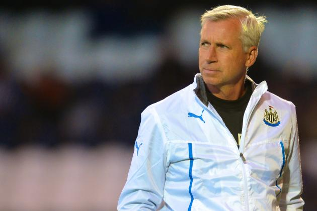 Arsenal Transfer News: Alan Pardew Rips Gunners for Yohan Cabaye Bid