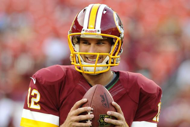 Kirk Cousins Leaves Game with Ankle Injury