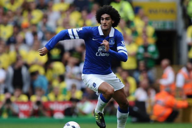 Manchester United Transfer Rumours: David Moyes Must Focus on Marouane Fellaini