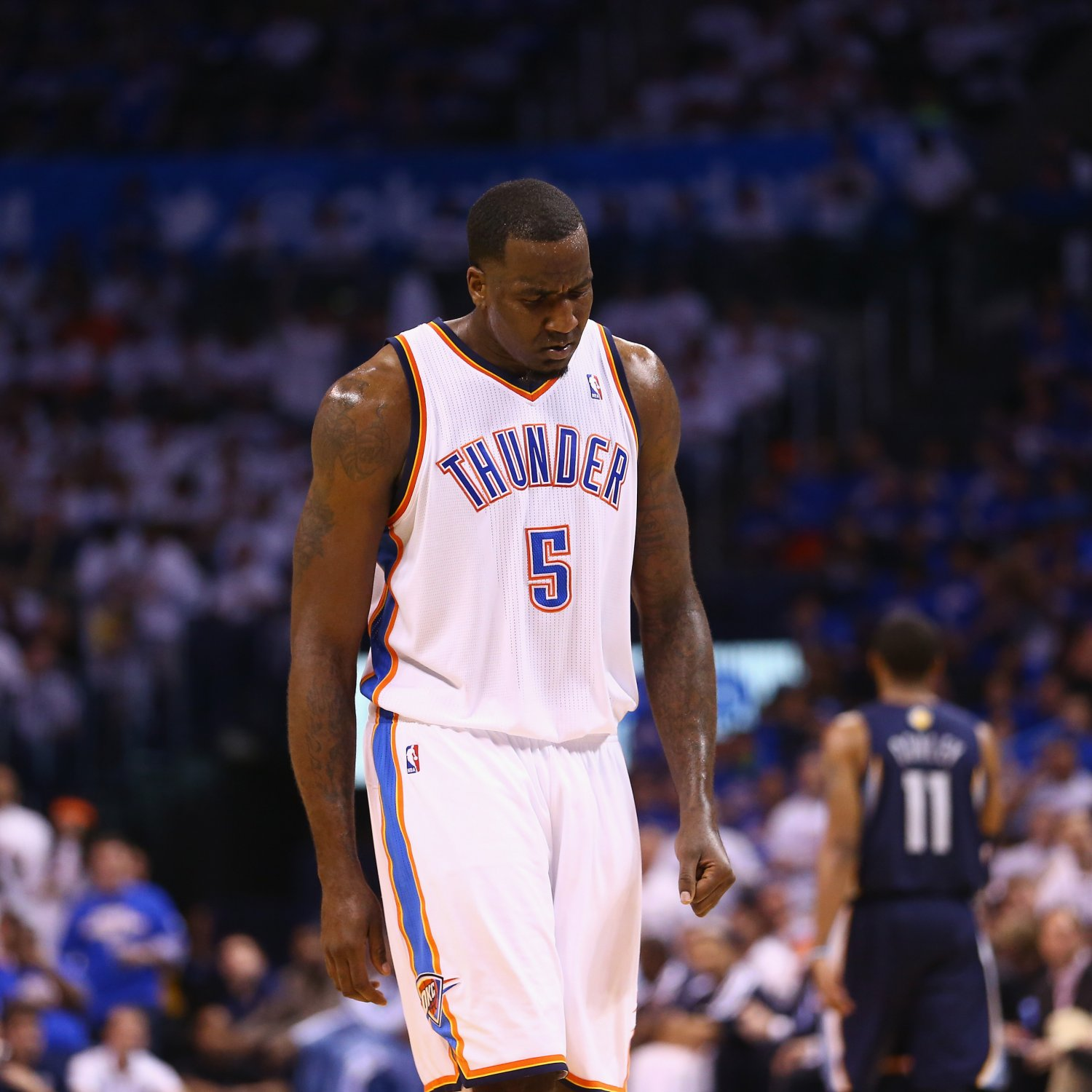 Motivational Quotes For Sports Teams: OKC Thunder Players Fighting For Their Basketball Lives