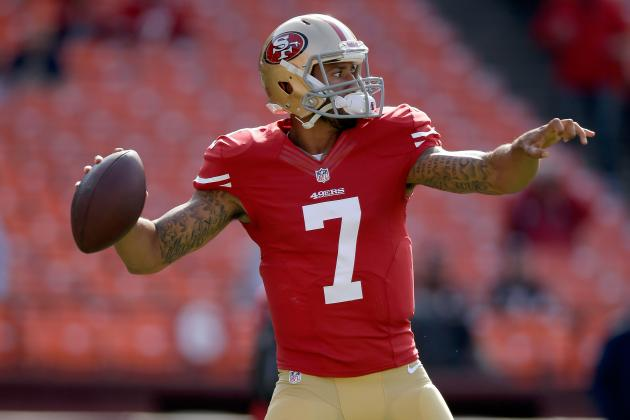 Why You Should Reach for Colin Kaepernick in Your Fantasy Football Draft