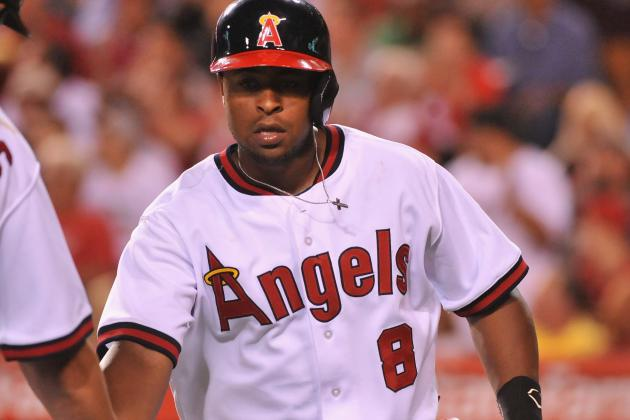 Angels Place Erick Aybar and Jason Vargas on Waivers