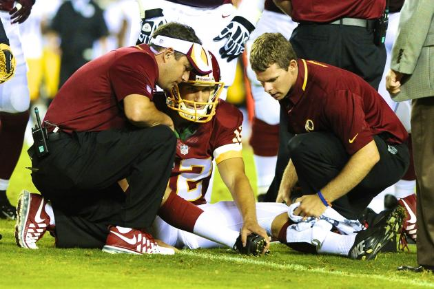 Kirk Cousins Injury: Updates on Redskins QB's Foot