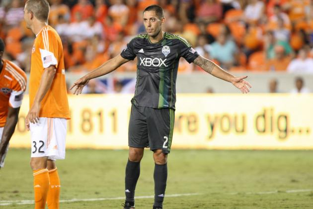 How Clint Dempsey Will Fit at Seattle Sounders