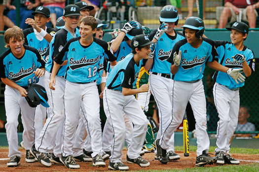 Little League World Series 2013: Most Dominant Performances from Monday's Action