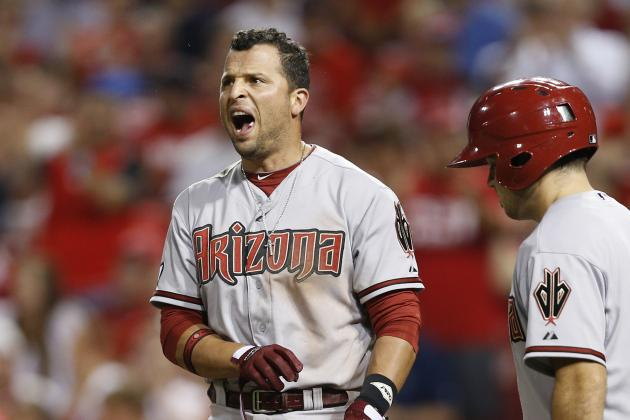 With Bad Inning, Diamondbacks to 5-3 Loss to Reds