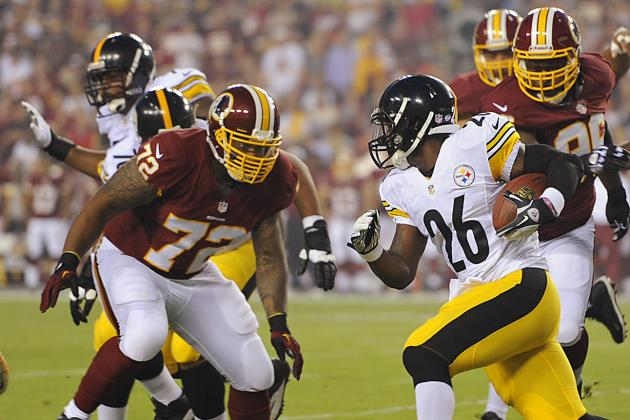Steelers vs. Redskins: Live Score, Highlights and Analysis for Pittsburgh