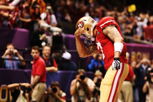 San Francisco 49ers: Colin Kaepernick Will Thrive Despite Weakened WR Corps