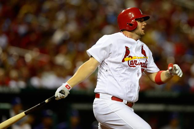 Pinch Hitters Spark Winning Rally for Cards
