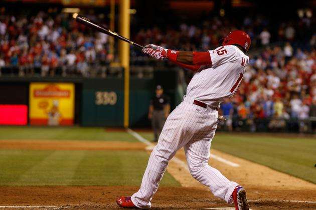 Mayberry, Ruiz Power Phillies Past Rockies