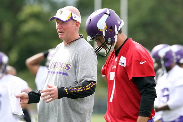 Analyzing Minnesota Vikings' Most Glaring Weaknesses Entering the 2013-14 Season