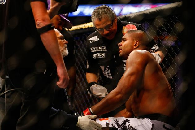 Alistair Overeem: MMA, Kickboxing Legacy Stifled by Steroids