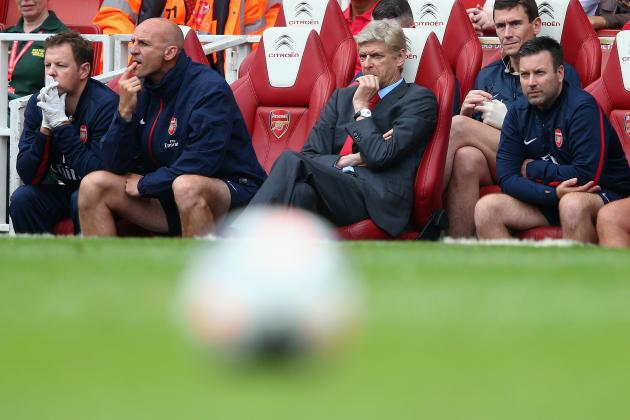 Arsene Wenger's Premier League Transfer Policy Might Sink Arsenal's Season