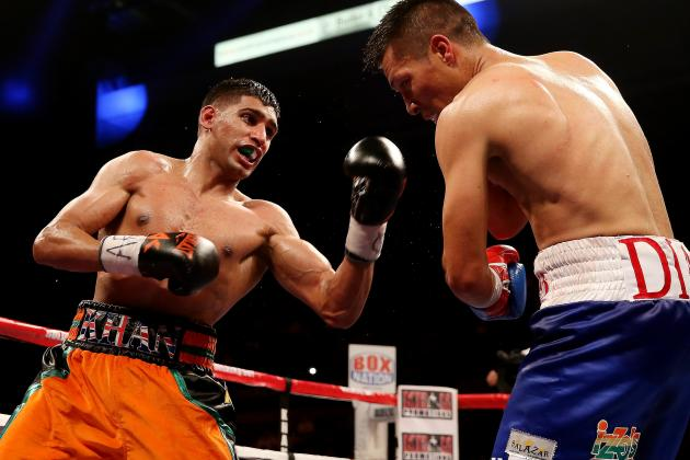 Amir Khan to Put Career on the Line Against Devon Alexander on December 7