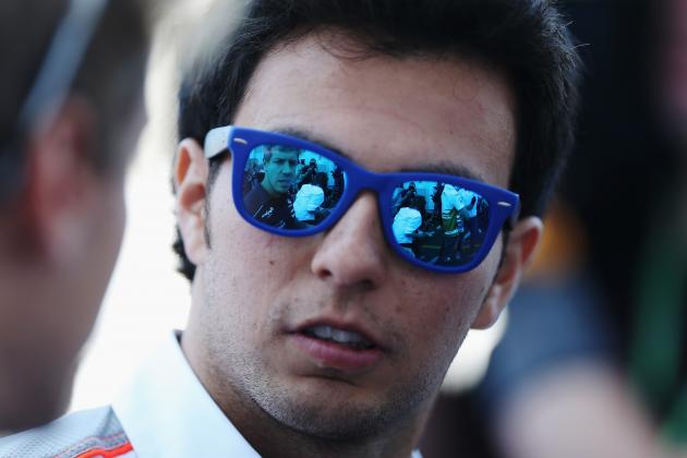 Midseason Report: Grading McLaren's Sergio Perez